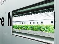 """2階は食のイノベーティブコミュニティー拠点「U」<br><span class=""""fontSizeS"""">(写真提供:東京建物)</span>"""
