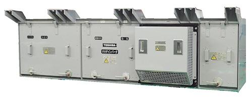 ■ 省電力と省スペース化を実現したSiC素子適用VVVFインバーター