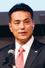 オムロン 社長CEO 山田 義仁氏