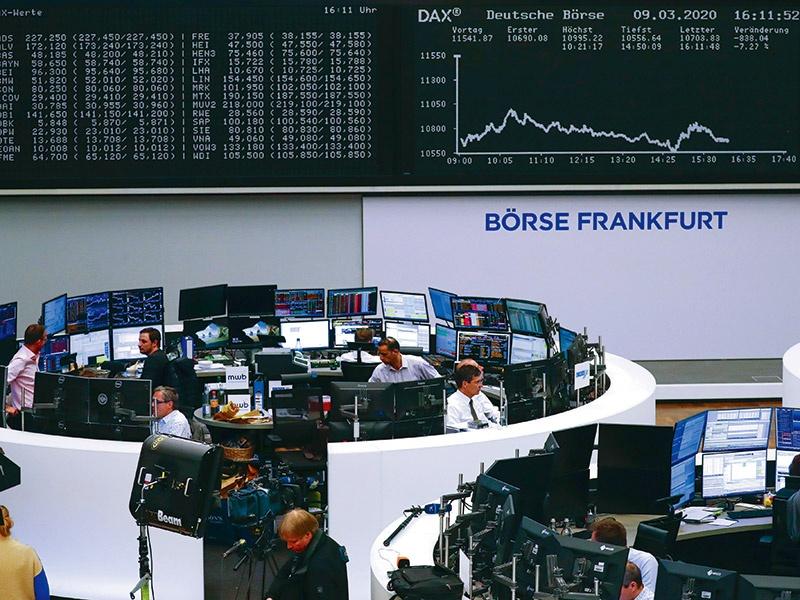 世界の取引所がESGに照準、ドイツ取引所が米ISSを買収