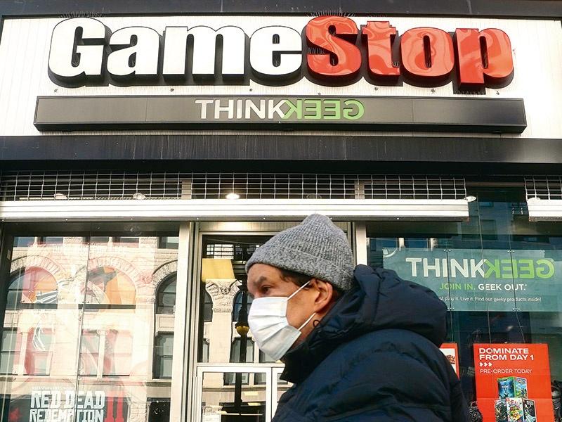 米ゲームストップの衝撃、日本でも