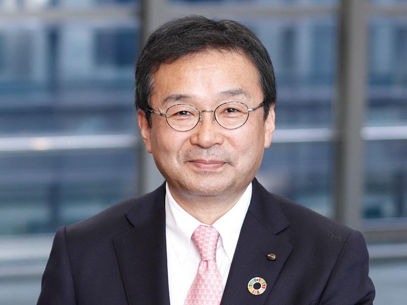 伊藤忠商事・小林専務「創業の精神に立ち戻り、社会を支える」