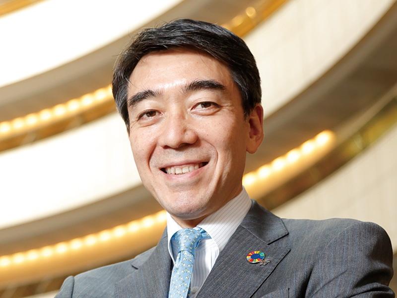 野村證券・飯山俊康副社長「ESG投資とROE向上を両立」
