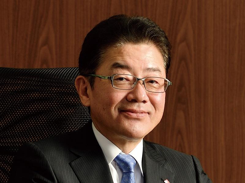 住友化学・岩田 圭一社長「温室効果ガスゼロに向け体制構築」