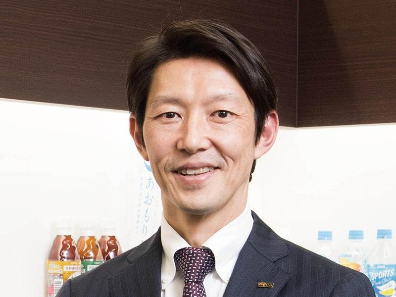 ダイドーグループHD・高松 富也社長「自販機のインフラ価値磨き社会に貢献」