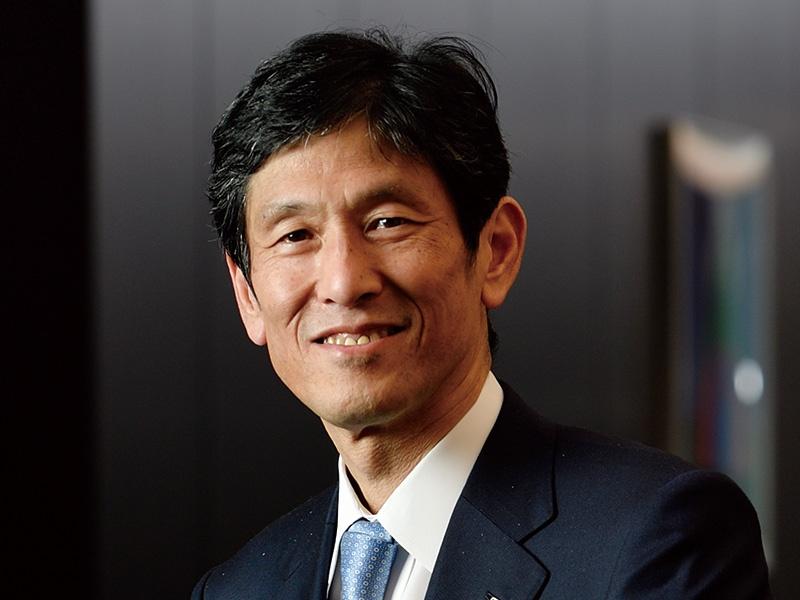 大日本印刷・北島義斉社長「社会課題解決目指し、変革に挑戦」