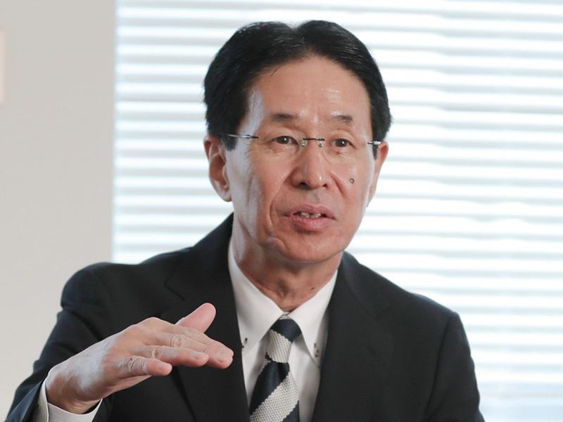 帝人・早川泰宏専務「重要社会課題への取り組みを強化」