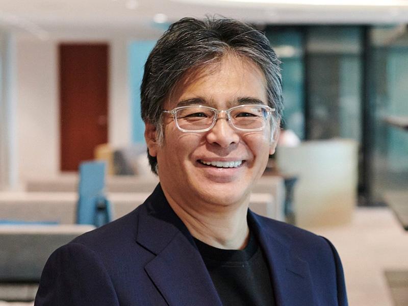 富士通・時田隆仁社長「『パーパス』実現に向け、迅速に挑戦」