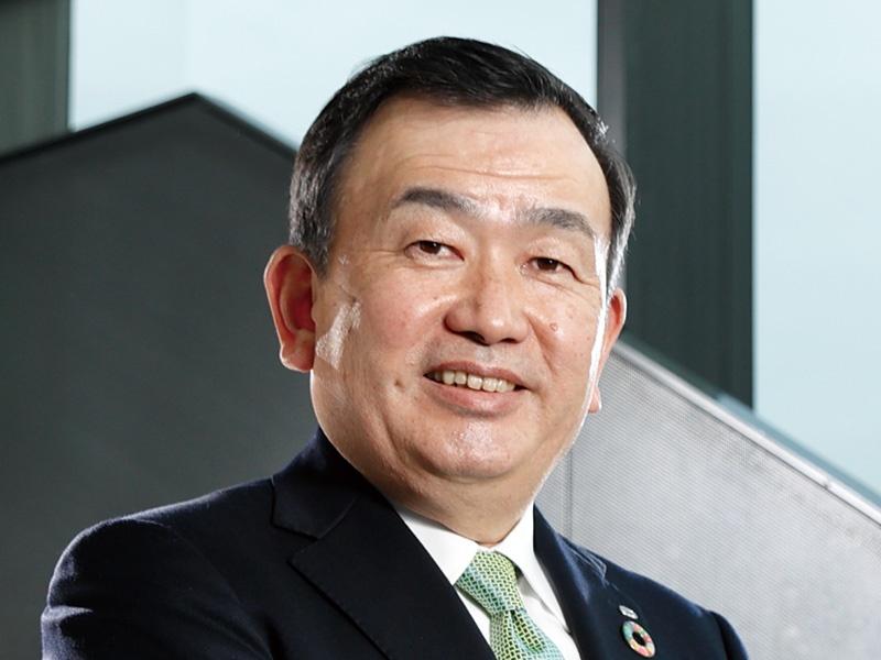 ヤマトホールディングス・長尾裕社長「『Oneヤマト』でサステナビリティ強化」