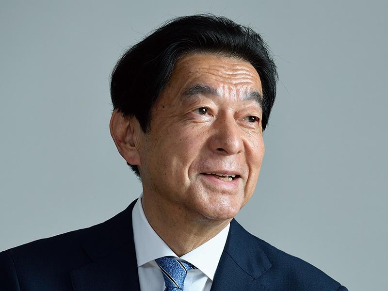 新日本空調・夏井博史社長「独自技術で感染リスク低減に貢献」
