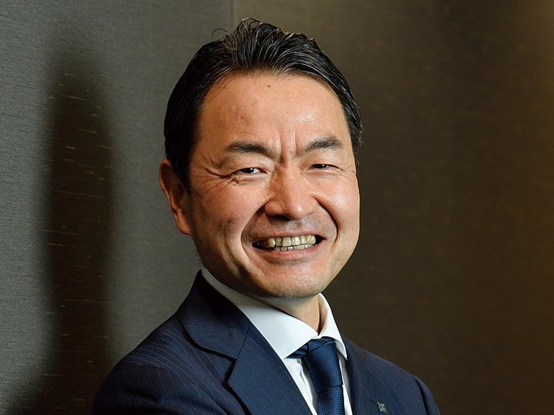 日本製紙・瀬邊明執行役員「持続可能な森林経営で脱炭素に貢献」