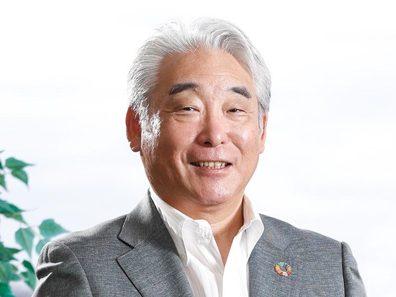 CTC・柘植一郎社長「目指すは社会の困りごと解決」