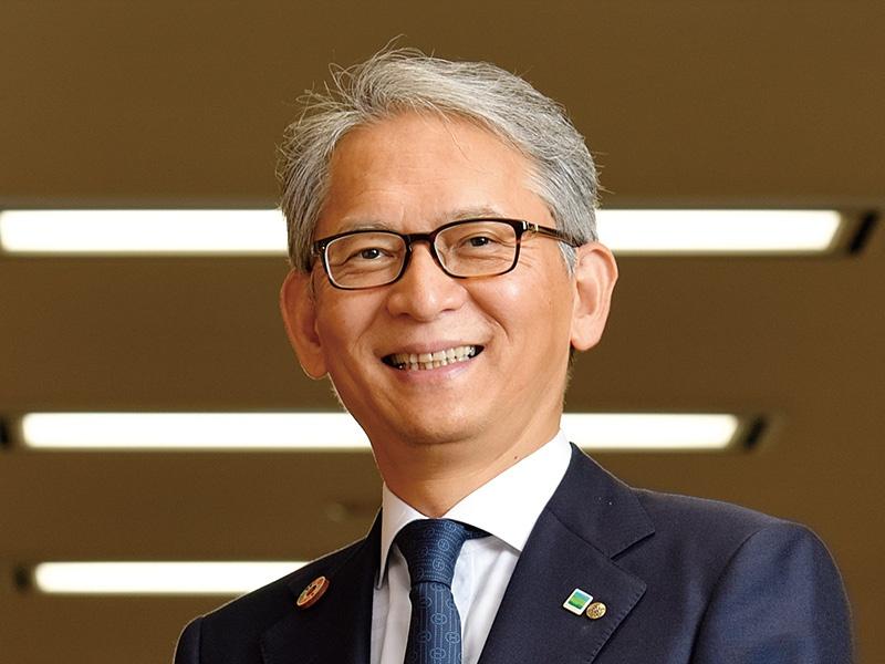 農林中央金庫・奥和登理事長「すべては『いのちの連鎖』を守るため」