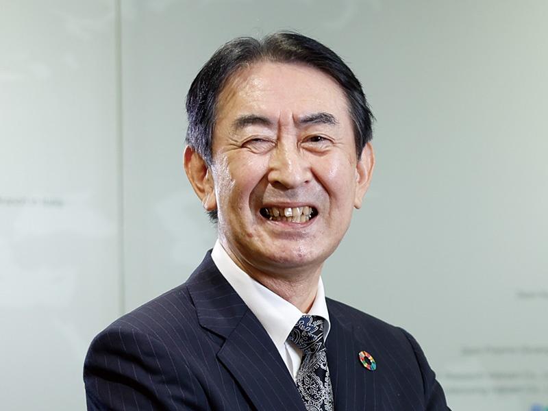 日本ゼオン・田中公章社長「社会の期待と社員の意欲に応える」
