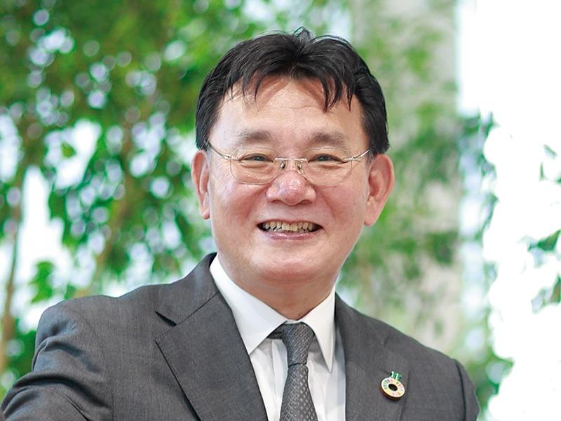 日本たばこ産業・山下和人専務「4Sモデルに込めた責任、満足、成長」