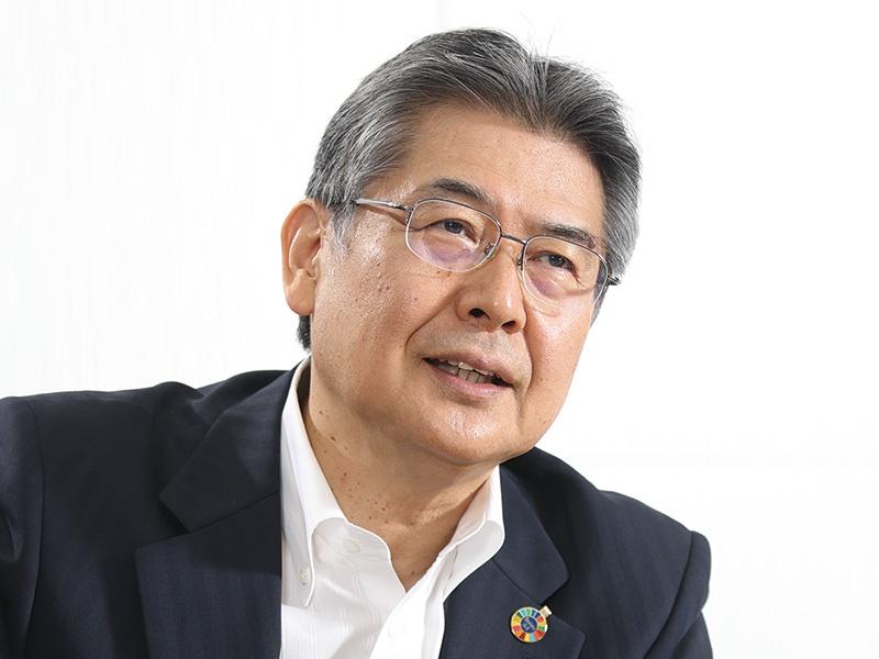 ダイダン・藤澤一郎社長「DXで空間価値創造企業を目指す」