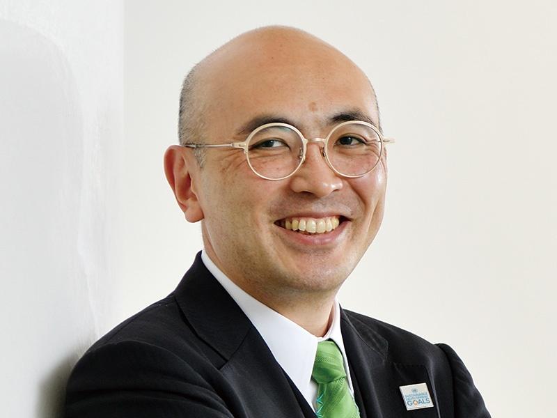 TMI総合法律事務所・北島隆次弁護士「企業のSDGs活動を法律支援」
