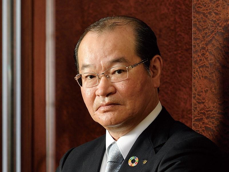 大和証券グループ本社・中田社長「SDGs債で貧困と格差問題に取り組む」
