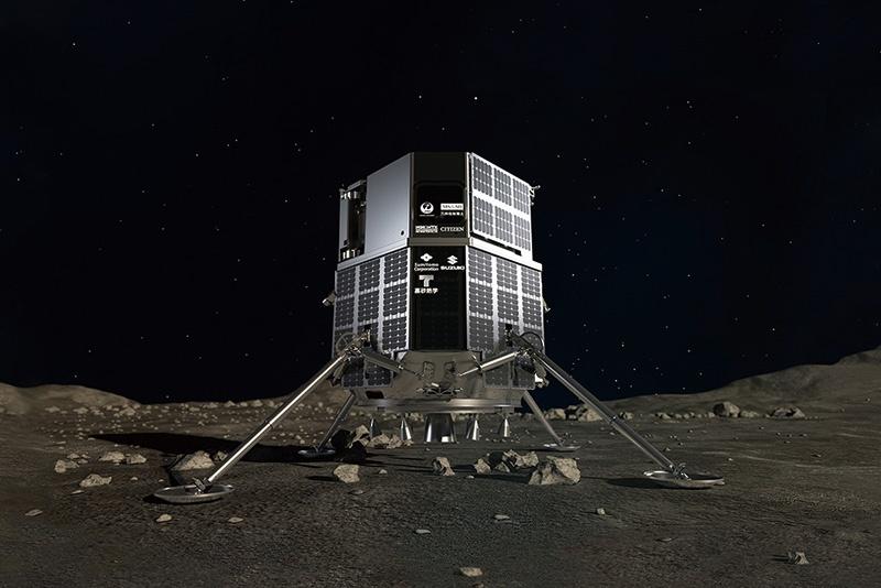 """空調設備で培った熱利用技術と水電解技術を用いて、月面環境での水素/酸素生成に挑戦している<br><span class=""""fontSizeS"""">(写真提供:HAKUTO-R)</span>"""