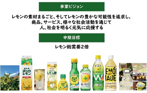 ■ レモン事業について