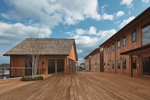 ■ 住友林業の中大規模木造建築(非住宅分野)の施工事例