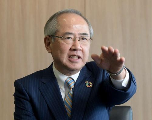 Yoshinori Isozaki