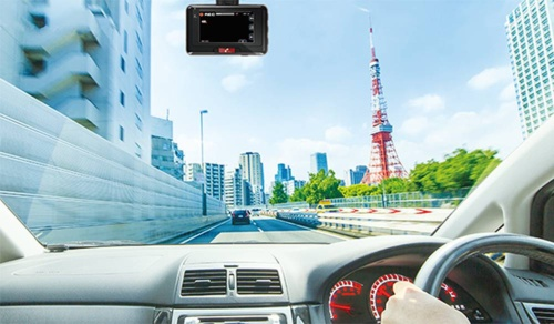 """Sale of """"Observe and Protect Automobile Insurance,"""" utilizing a drive recorder with transmission functions, a collaboration with Mitsui Sumitomo Insurance and Aioi Nissay Dowa Insurance"""