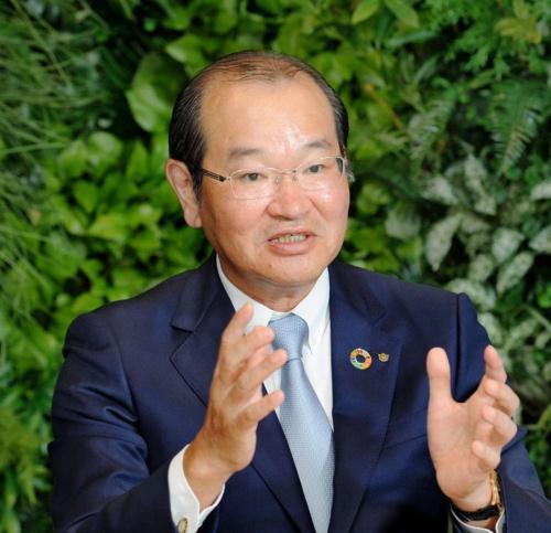 Seiji Nakata, President
