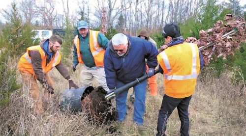 Forest protection and preservation activity has also begun at subsidiary Beam Suntory Inc. in the US