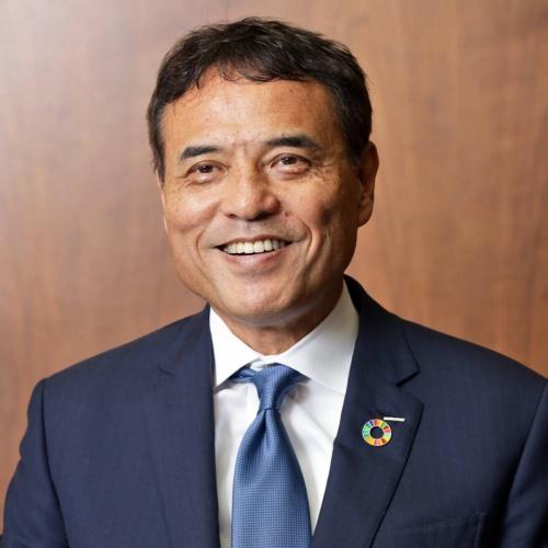 Takeshi Niinami, President and CEO