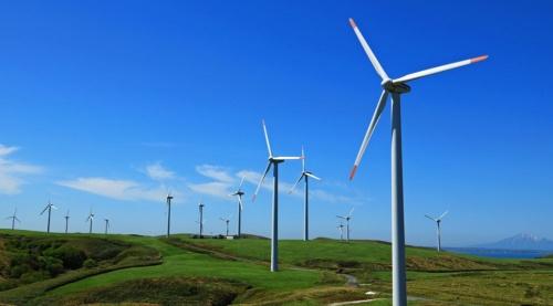 Prioritizing environmental financing, such as the Eurus Soya Misaki Wind Farm