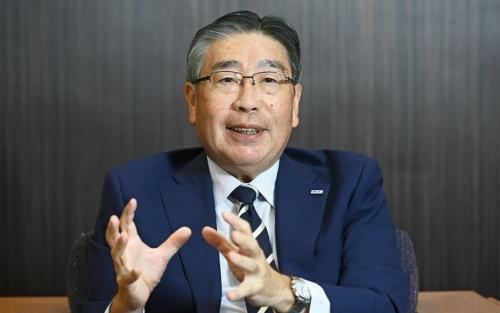 Takuya Shimamura, President & CEO
