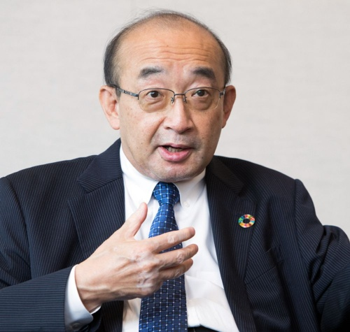 Jun-ichi Yoshida, President and Chief Executive Officer
