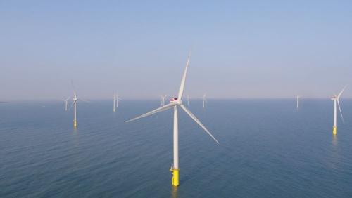 JERA is a partner in Taiwan's offshore wind farm project