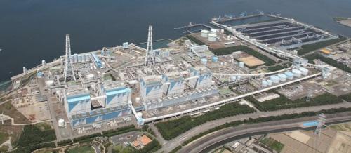 Initiatives underway to decarbonize thermal power plants (Hekinan-city, Aichi, Japan)