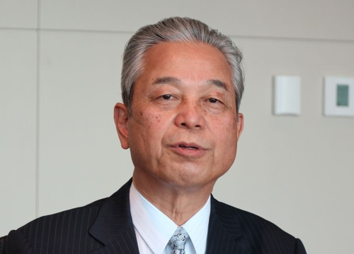 Satoshi Onoda, President