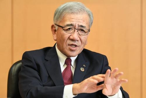 Ryuichi Isaka, President and Representative Director