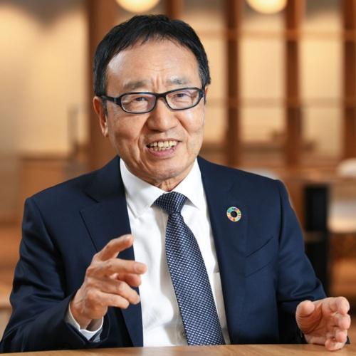 Ken Miyauchi, Representative Director & Chairman
