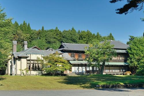 ■ 清水建設が経営指導を仰いだ渋沢栄一氏の邸宅