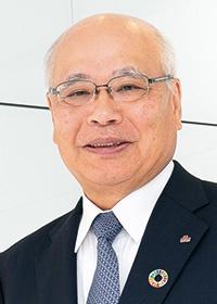<b>宮原 道夫(みやはら・みちお)</b><br>森永乳業 代表取締役社長<br>1951年東京都生まれ。75年森永乳業に入社。執行役員生産技術部エンジニアリング担当部長、生産本部長などを経て、2007年専務取締役就任、09年取締役副社長就任、11年代表取締役副社長就任、12年より現職