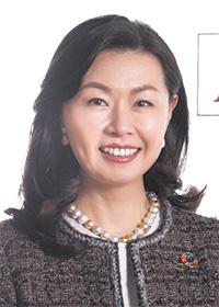 <b>呉文繍(ウー・ウェン・ショウ)</b><br>日本アジアグループ 取締役<br>1998年Japan Asia Holdings Limitedを共同創業。グループ主要会社の代表取締役社長などを経て、2013年より日本アジアグループ取締役兼国際航業代表取締役会長(現任)。国連国際防災戦略事務局(UNISDR)の民間セクターグループの議長を2013年から2015年まで務め、現在はUNISDR ARISE理事。2018年国連グローバル・コンパクト・ボードのボードメンバーに就任(写真:川田 雅宏)