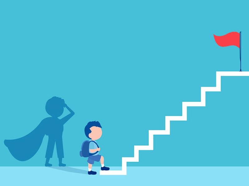 育成の基本は「成長の階段」を作ること