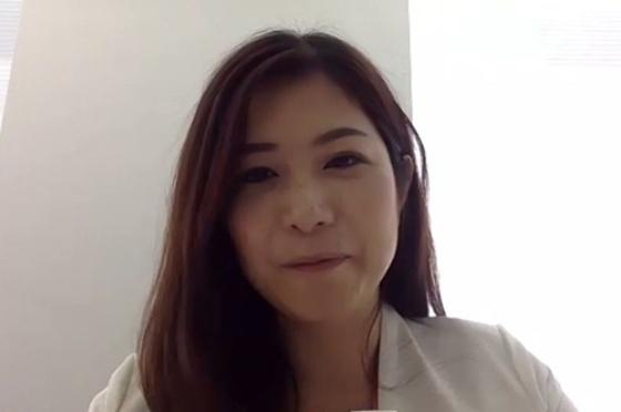 女性活躍推進施策について説明した日本IBM 人事ダイバーシティー&インクルージョン推進担当の伊奈恵美子氏