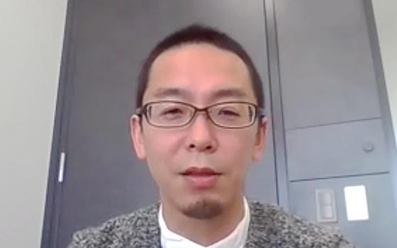 LINE Employee Success室  佐久間 祐司 氏(撮影:編集部)