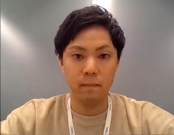 リコー 人事本部 人事戦略部 戦略グループ 古川 雄大 氏