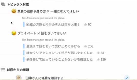 「カケアイ」の1on1プラン画面(出所:KAKEAI)
