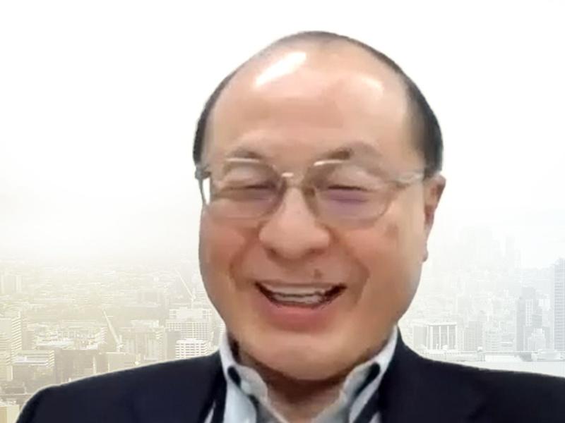 元ミスミ副社長有賀氏に聞く、リモート環境で活躍するシニアの秘密
