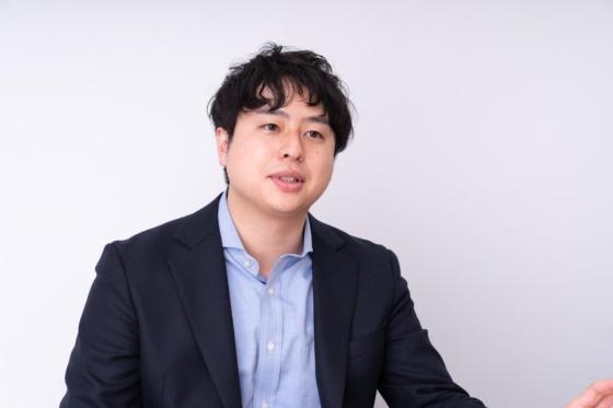 ヒューマンキャピタルテクノロジーChief Customer Officer 最高顧客責任者の林 辰星氏(写真:稲垣 純也)