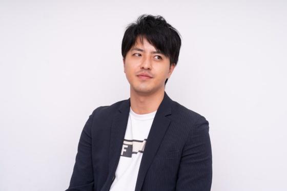 ヒューマンキャピタルテクノロジー取締役の松田 今日平氏(写真:稲垣 純也)