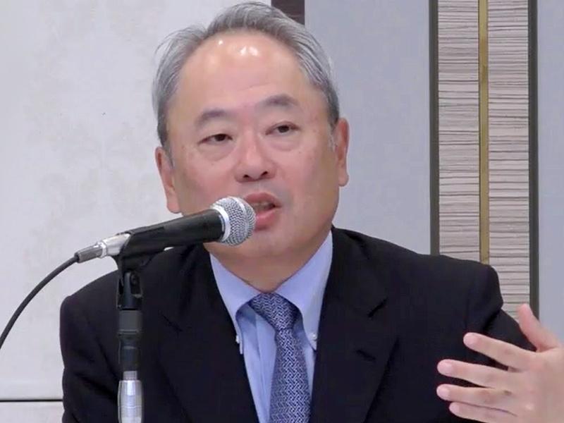 キックオフMTGリポート~経営トップ人事、ジョブ型、冨山氏が斬る